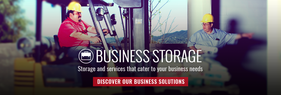 Business Storage in Newbury Park, CA